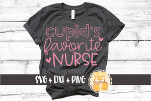 Cupid's Favorite Nurse