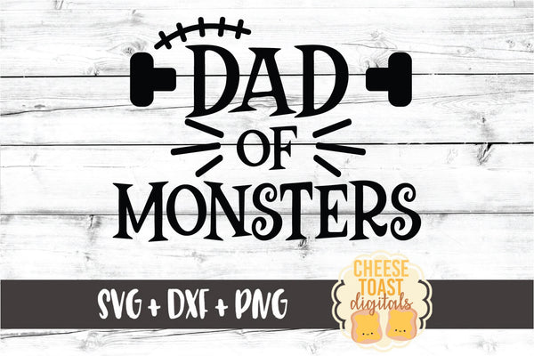 Dad of Monsters