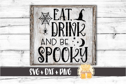 Eat Drink and Be Spooky