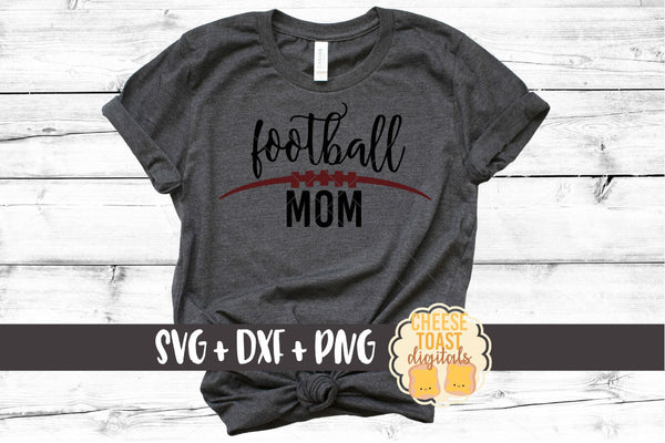 Football Mom - SVG, PNG, DXF