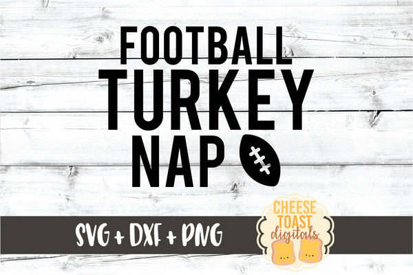 Football Turkey Nap