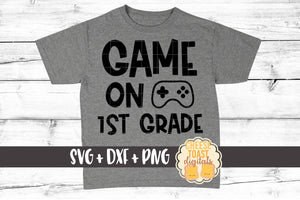 Game On 1st Grade