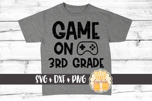 Game On 3rd Grade