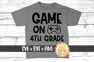 Game On 4th Grade