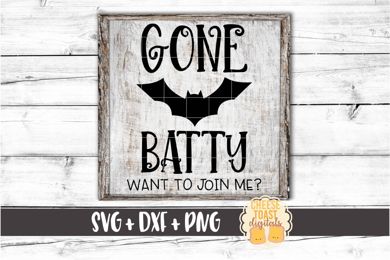 Gone Batty Want To Join Me?