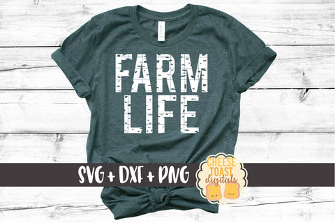 Farm Life - Distressed