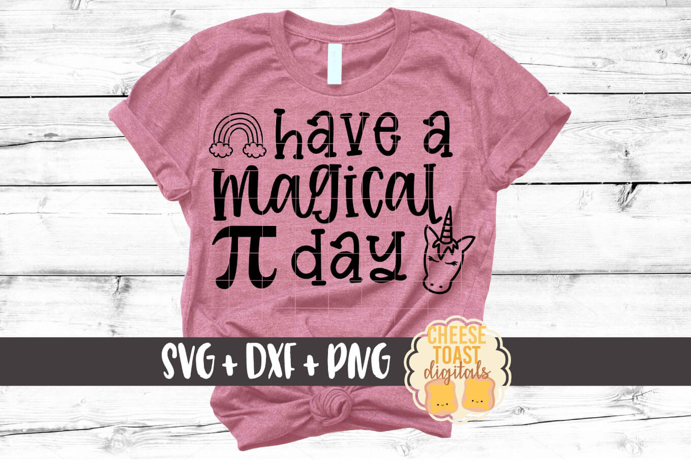 Have a Magical Pi Day - Unicorn