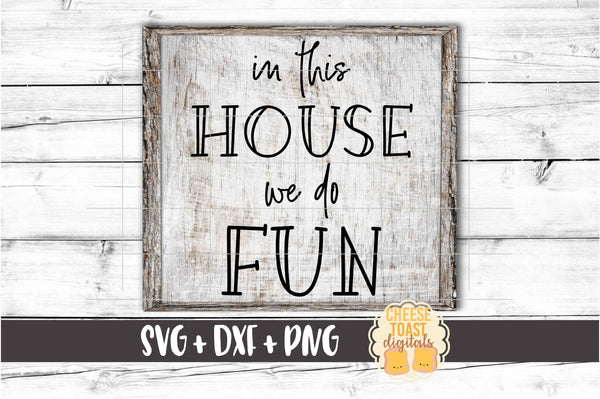 Home Sign Bundle - 5 Designs