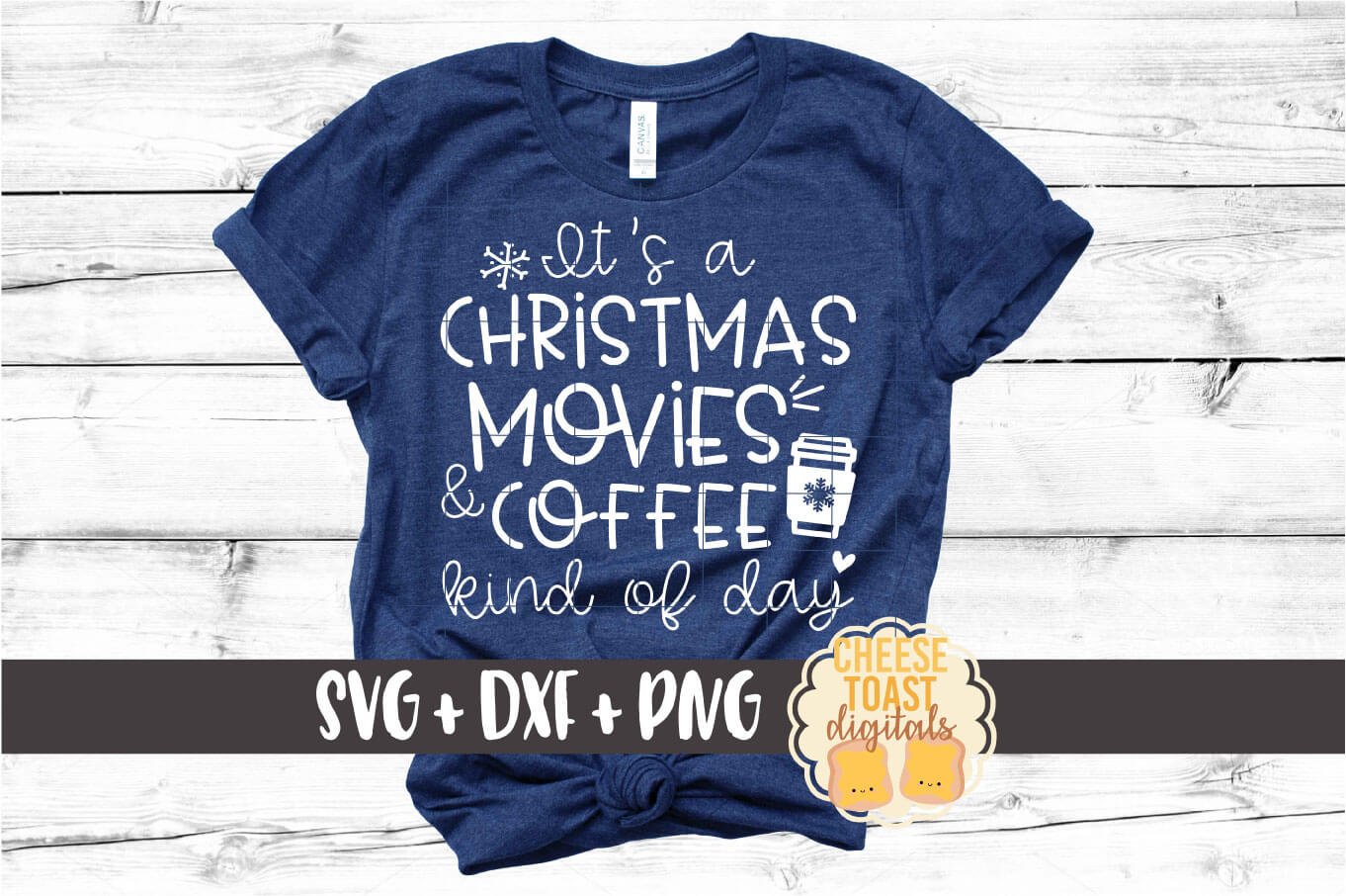 It's a Christmas Movies and Coffee Kind of Day