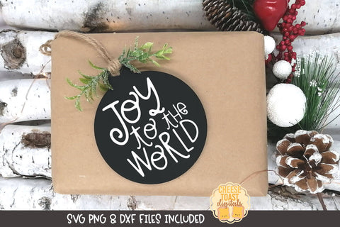 Joy To The World | Christmas Ornament