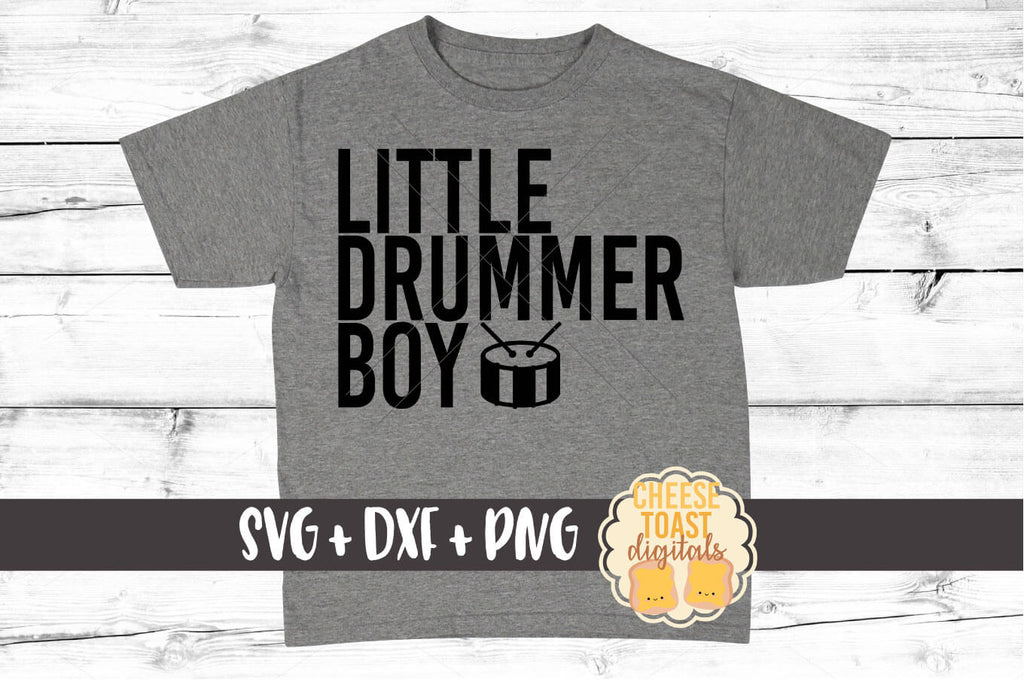 d17fe856 Little Drummer Boy SVG - Free and Premium SVG Files – Cheese Toast Digitals