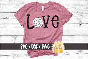 Love - Volleyball