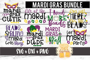 Mardi Gras Bundle