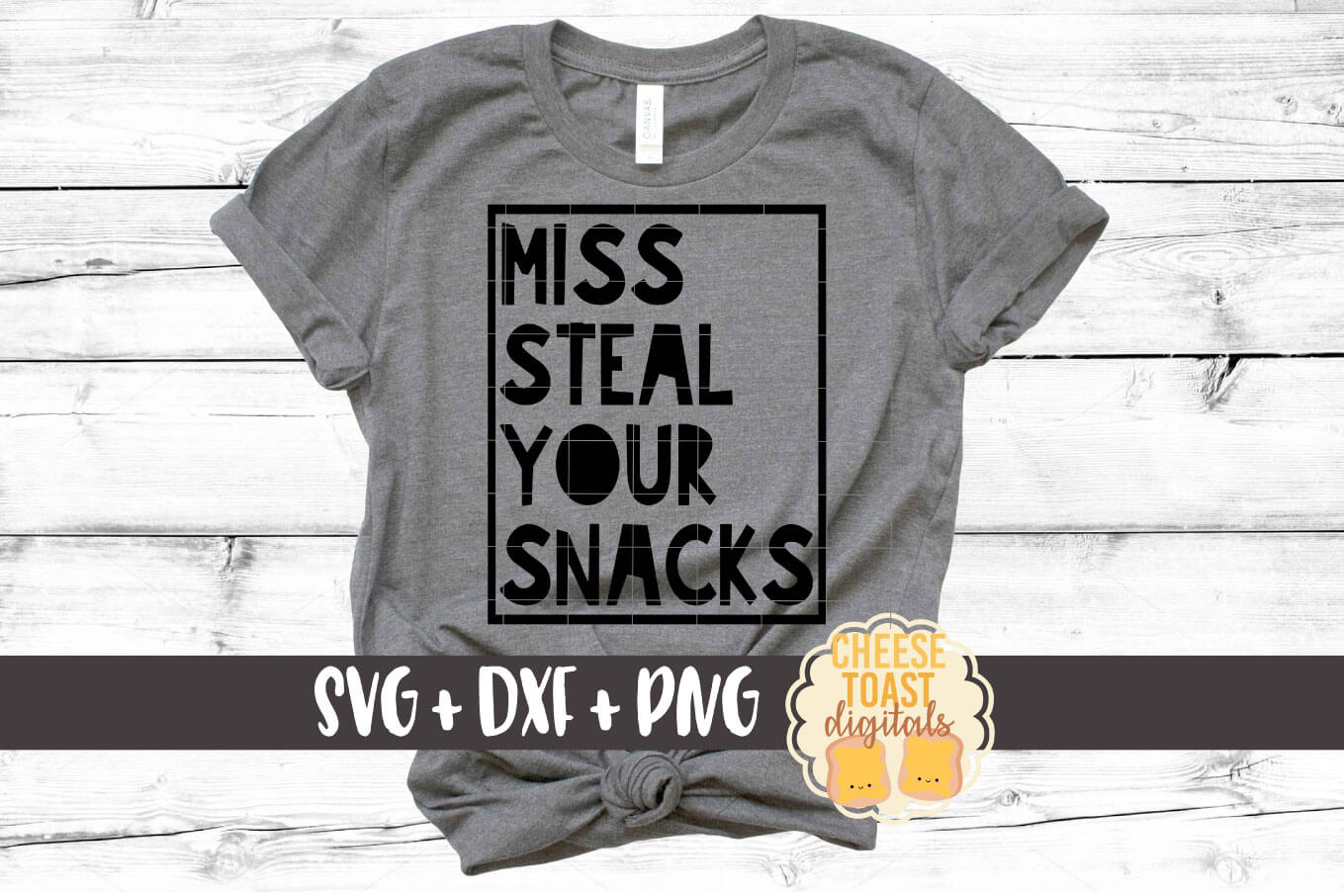 Miss Steal Your Snacks