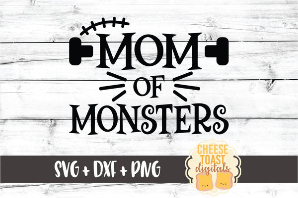 Mom of Monsters