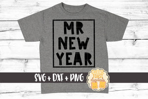 Mr New Year