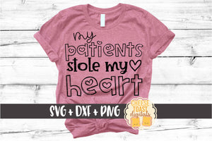 My Patients Stole My Heart
