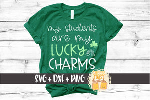 My Students Are My Lucky Charms