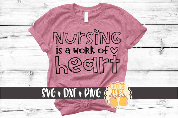 Nurse Valentine Bundle - 5 Designs