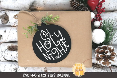 Oh Holy Night | Christmas Ornament
