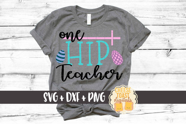 One Hip Teacher