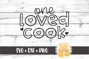 One Loved Cook