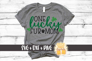 One Lucky Fur Mom