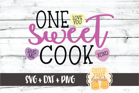 One Sweet Cook