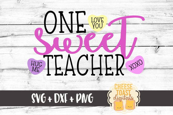 One Sweet Teacher