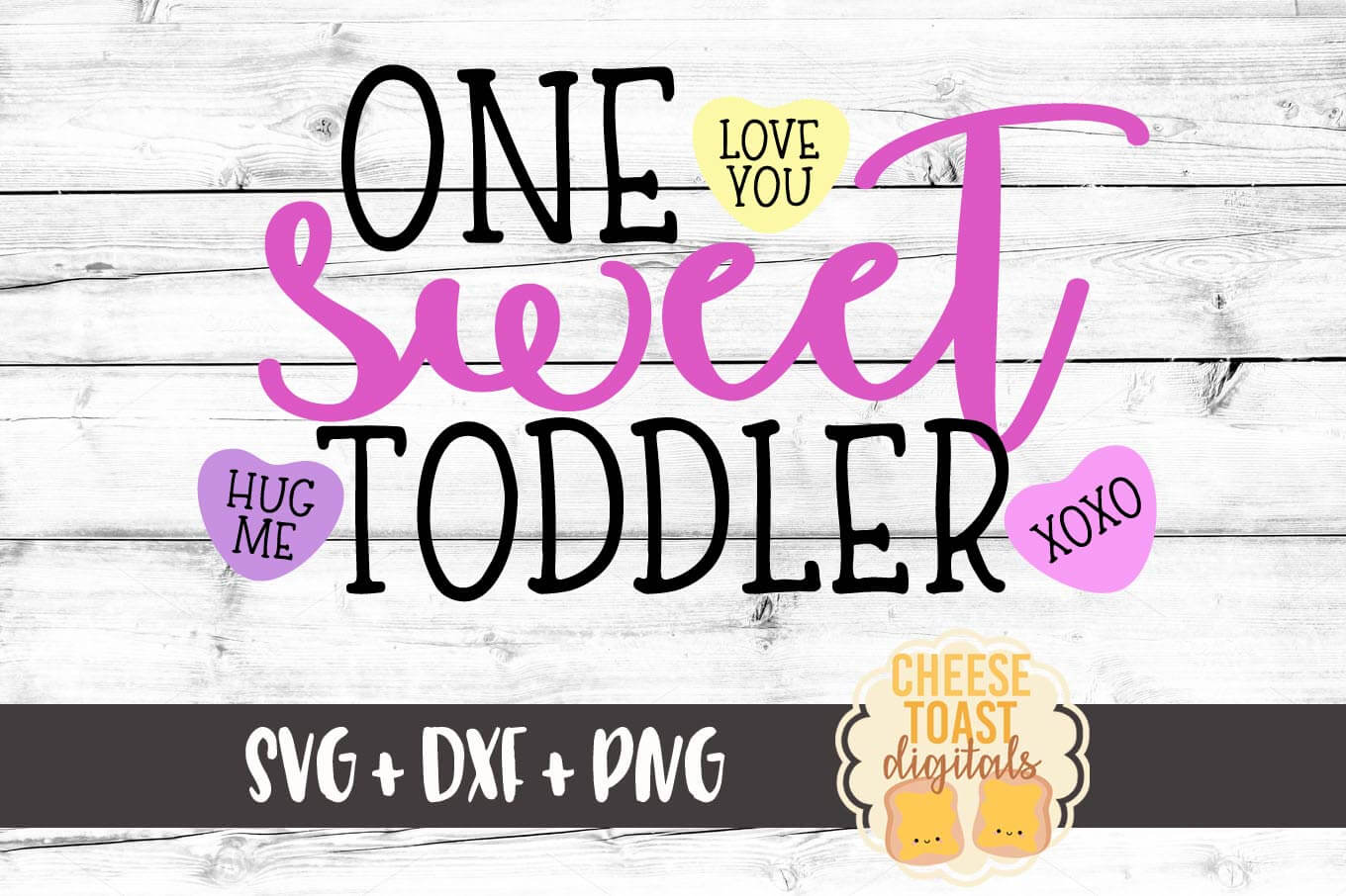 One Sweet Toddler