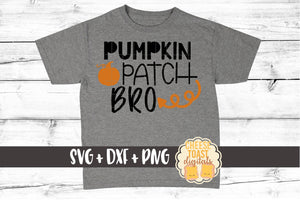 Pumpkin Patch Bro