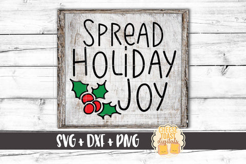Spread Holiday Joy