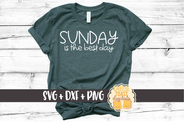 Best Day of the Week Bundle - SVG, PNG, DXF