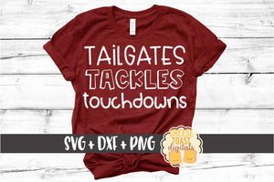 Tailgates Tackles Touchdowns