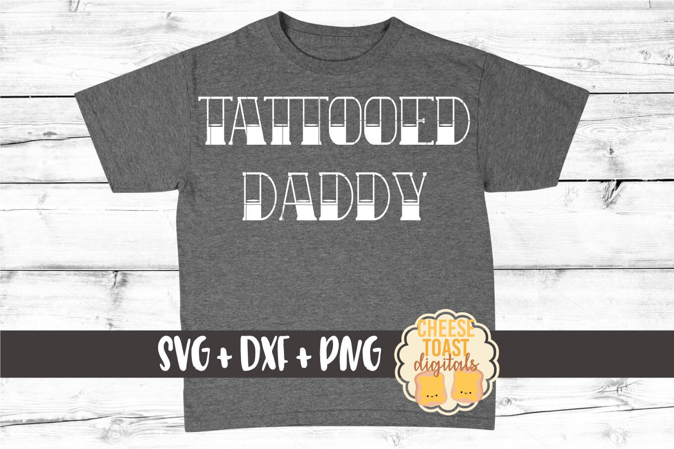Tattooed Daddy