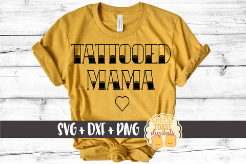 Tattooed Mama