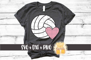 Volleyball with Heart