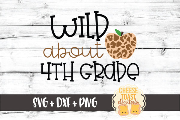 Wild About 4th Grade