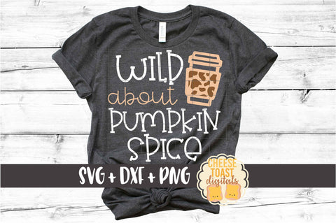 Wild About Pumpkin Spice