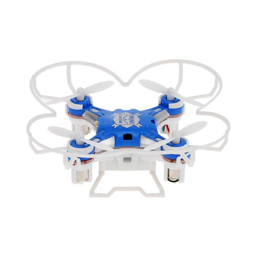 124 2.4G 4CH Six-axis Gyro Pocket Mini Drone RC Quadcopter Dron RTF with One-key Return Headless mode 3D-flip Helicopters Gift