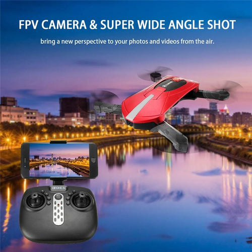 Original Eachine E52 WiFi FPV Selfie Drone With High Hold Mode Foldable Arm RC Quacopter RTF
