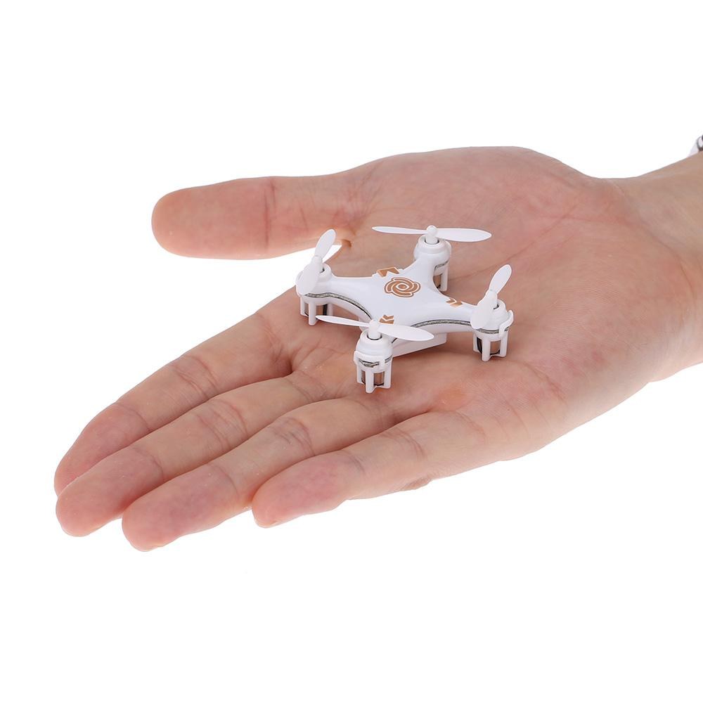 Cheerson CX10A CX-10A 2.4GHz 4CH RC Mini Drone RC Quadcopter UFO with Headless Mode Quadrocopter Helicopter