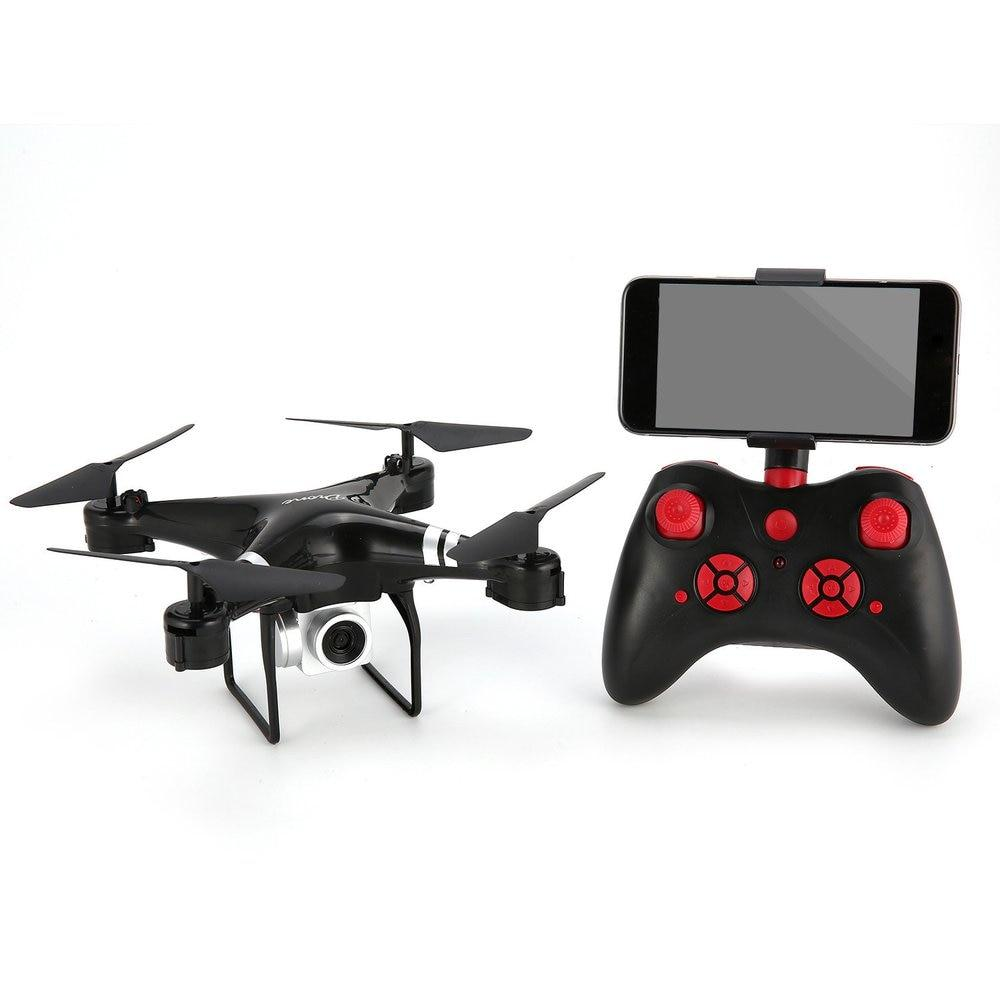 KY101 WiFi FPV Wide Angle 2MP/720P/1080P Camera Selfie RC Drone Altitude Hold Headless Mode 3D Flips One Key Return Quadcopter