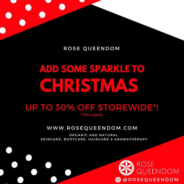 CHRISTMAS SALE IS ON!