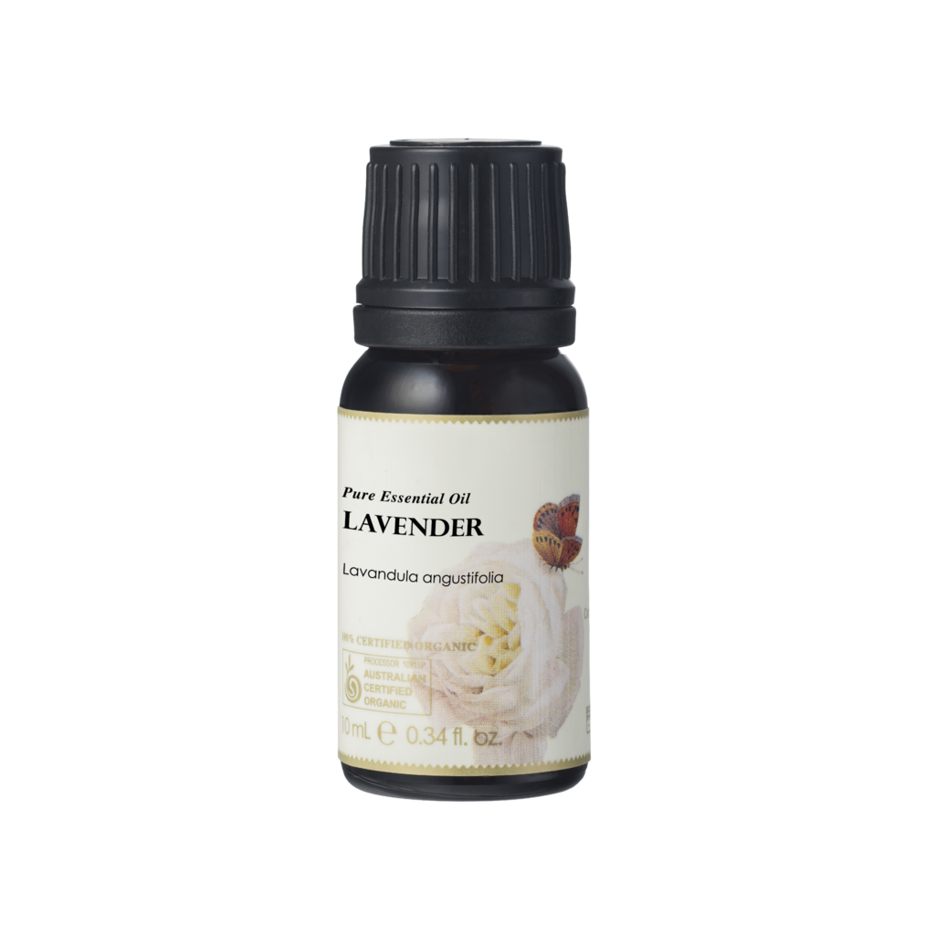 Ausganica 100% Certified Organic Lavender Essential Oil 30ml