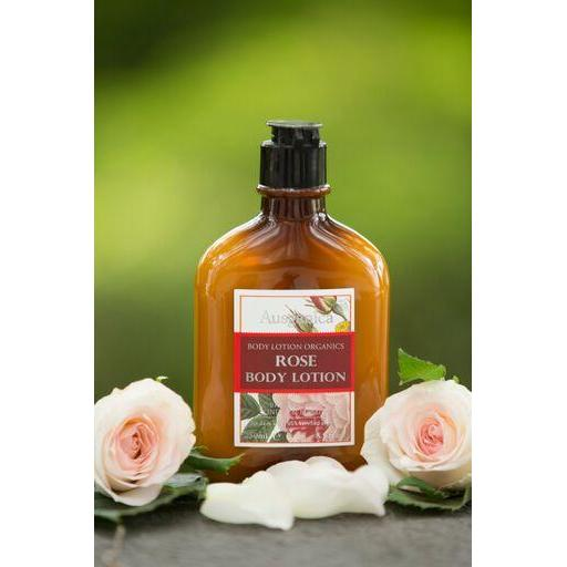 Ausganica Rose Romance Body Lotion 250ml