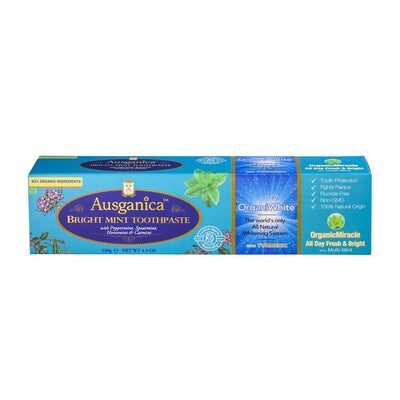 Ausganica Tea Tree Defence Organic Toothpaste 130g