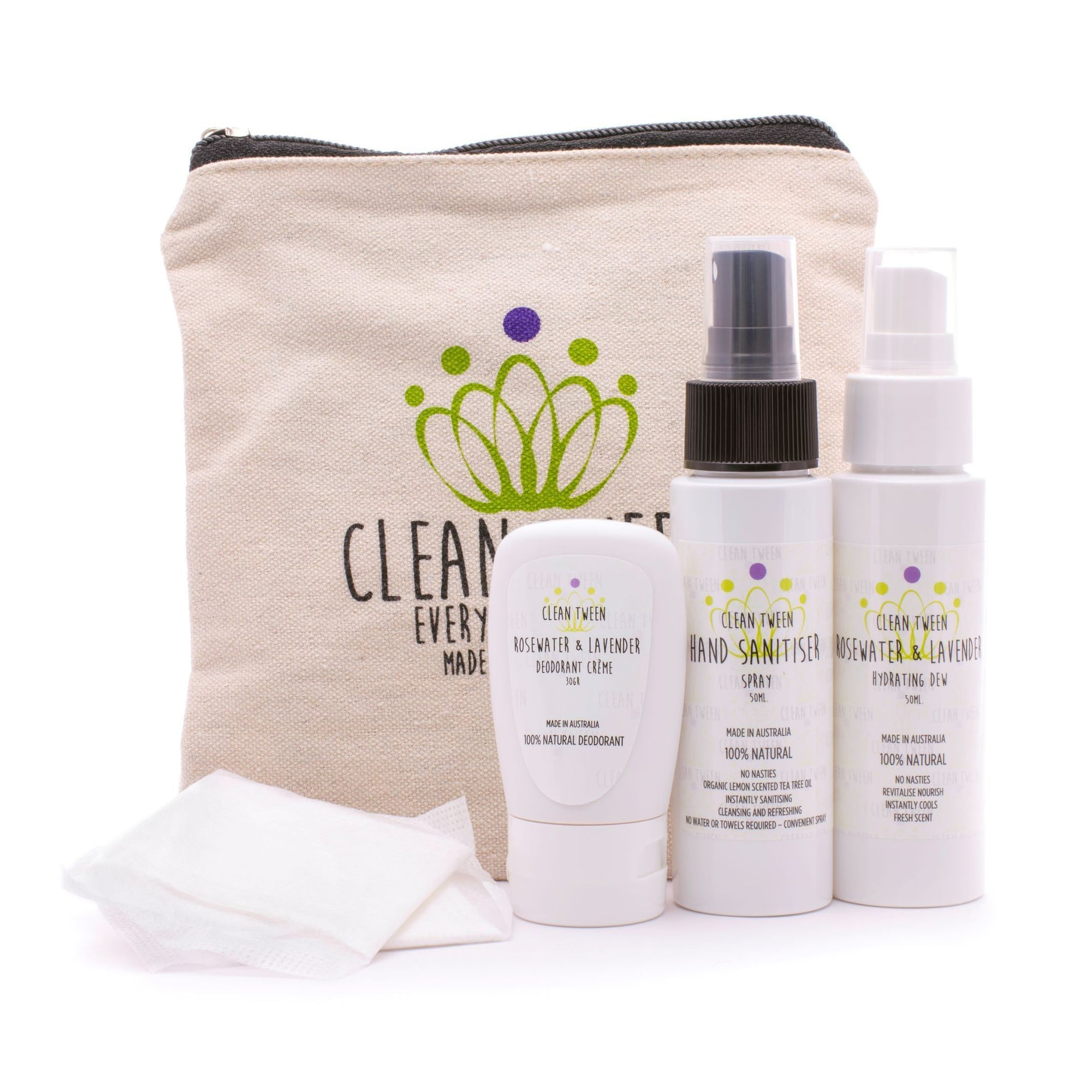 Clean Tween Everyday Personal Protection On The Go