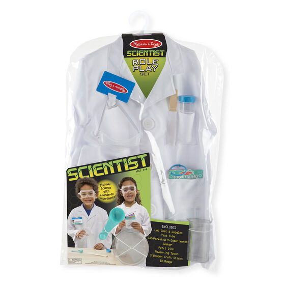 Scientist Role Play Set