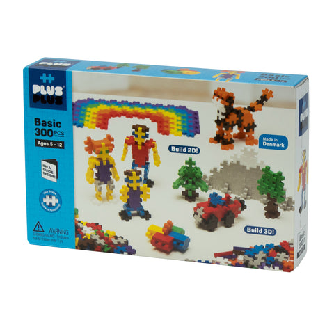 Plus-Plus - Open Play - 300 pc Basic